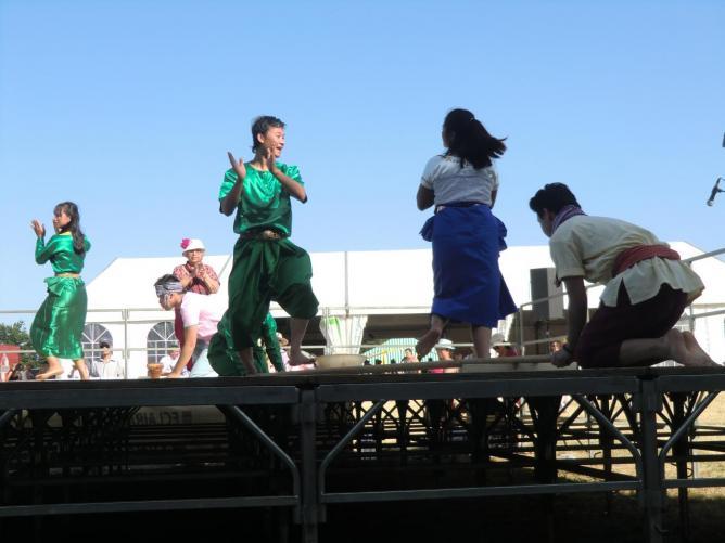 danse des pilons 8
