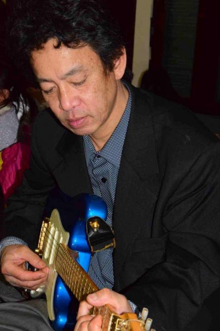 Sopha Guitare et solo
