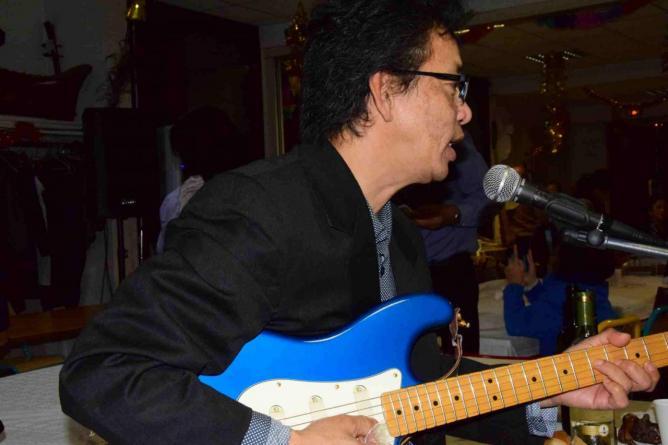 Sopha chant et guitare